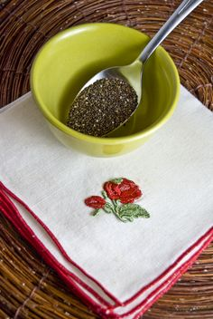 natural acid reflux remedy chia seeds