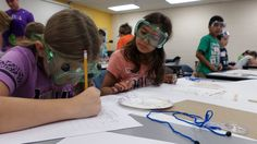 Dusting for finger prints in CSI: An Introduction to Forensics and Biometics (entering grades 5-9), July 7-10