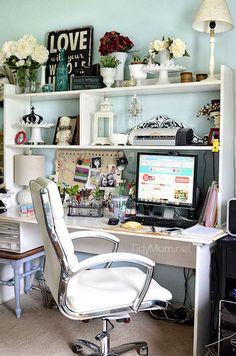 Where I blog | My Office TidyMom.net