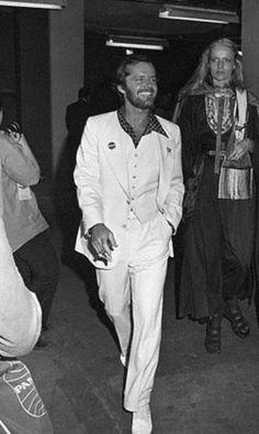 Jack Nicholson •