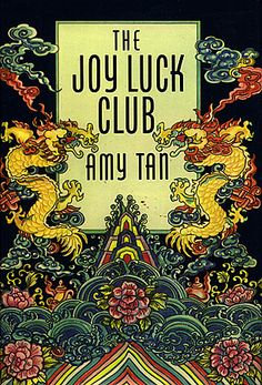 I have read nearly all of Amy Tan's books because of how beautifully she can write about Chinese culture, the difficulties of mother-daughter relationships & the struggle to connect your present with a distant past. Her books are powerful pieces & I know when I pick her up I am always in for a magic story.