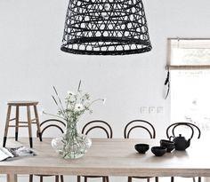 ANNALEENAS HEM // pure home decor and inspiration!: DIY BASKET LAMPSHADE