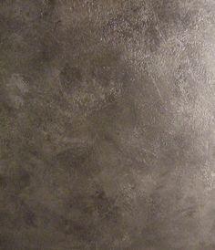 Metallic wall paint on pinterest metallic paint plaster - Silver metallic wall paint ...