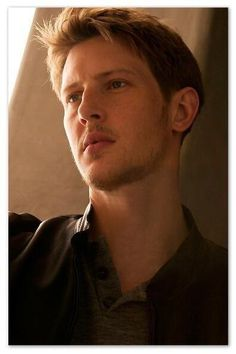 I actually created a character named Gabriel - inspired by Gabriel Mann :)