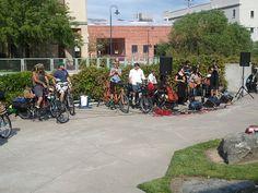 Bay Rising tour, Rupa & the April Fishes, Martinez plaza