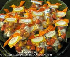 would make a cute favor for any party or dinner hosted