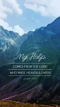 Psalm 121:2