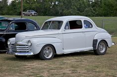 "1948 Ford ""Salty Dog"""