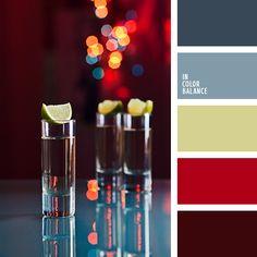 Цветовая палитра №1585