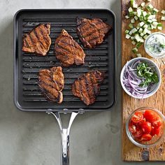 Williams-Sonoma Calphalon Elite Nonstick Square Grill Pan