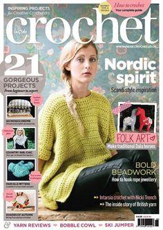 Being Inside - Inside Crochet Magazine!