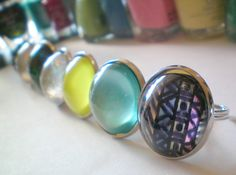 Diy bijoux on pinterest earring tutorial wire jewelry - Tuto deco recup ...