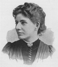 Sophia Hayden Bennett (1868-1953) was the first woman to receive an architecture degree from MIT.