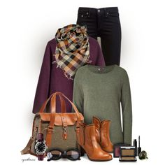 """Fall Outfit"" by cynthia335 on Polyvore"