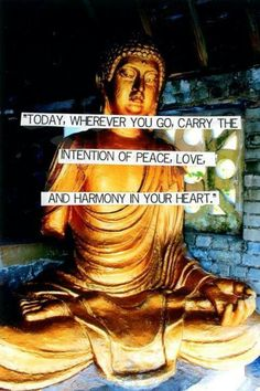 Buddha - everyone in their life has at least read 1 inspirational quote from Buddha that made them look within