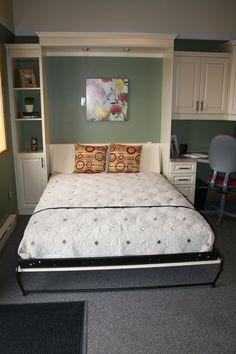 Space Saving Murphy Bed Designs