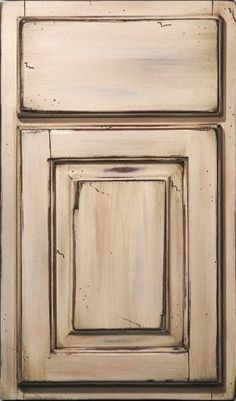 How+To+Antique+Your+Cabinets | antique finish cabinet doors antique kitchens offer an authentic ...