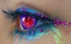 Pretty Glitter eye