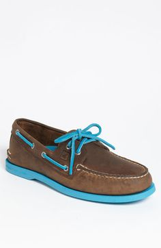 On sale! Sperry boat shoes for guys.