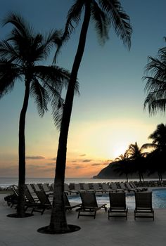 I could be here any day of the week - Acapulco, Mexico.