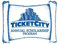 $2,500 TicketCity Annual College Scholarship Program