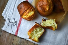 Gluten-Free Popovers from Gluten-Free on a Shoestring, the cookbook