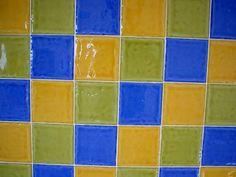 Paint ceramic tile