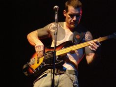 Tim Commerford, Rage Against The Machine