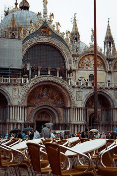 ~San Marco Square, Venice   Tumblr~