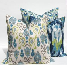 Decorative Throw Pillows Throw Pillow Covers 20x20 by EastAndNest, $63.00