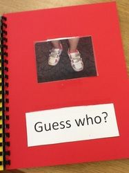 Using Children's Names - Journey Into Early Childhood: Pete the Cat classbook