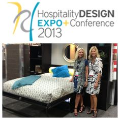 Day 3 of HD Expo 2013 in Las Vegas. Thank you to everyone that visited Booth 4083 from Jo-Anne Newton & Margot Schrank with Murphy Bed Concepts, Inc.