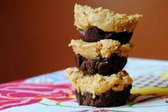 Chocolate PB - no bakes