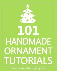 handmade ornaments by roji