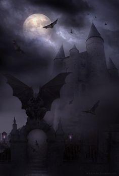 * Darkest Welcome  by *Wyldraven*