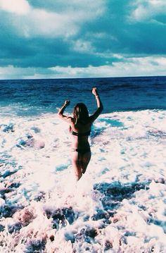 beach bum #planetblue
