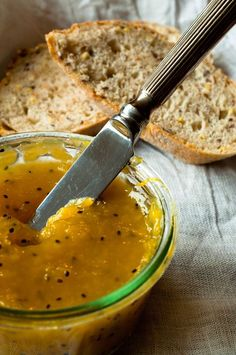 Mango and Kiwi Jam Recipe