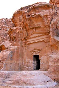 Little Petra (Siq Al Barid), Jordan