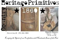 Country Heritage Primitives