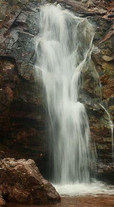 Peavine Falls, Alabama