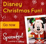 Get ready for Santa with these fun Christmas crafts and recipes.  25 Days of Disney Christmas Crafts & Recipes.