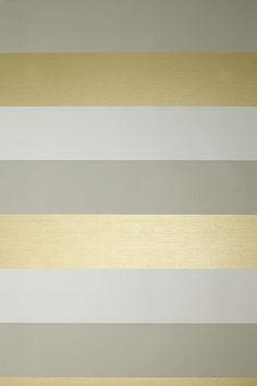 Wallpaper | gold stripe