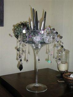 Centros de mesa on pinterest mesas bodas and ideas para - Centros de mesa para casa ...