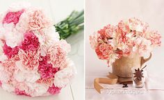 Damn.. i really like the all pink carnations.. who says u need expensive flowers when these look just as pretty