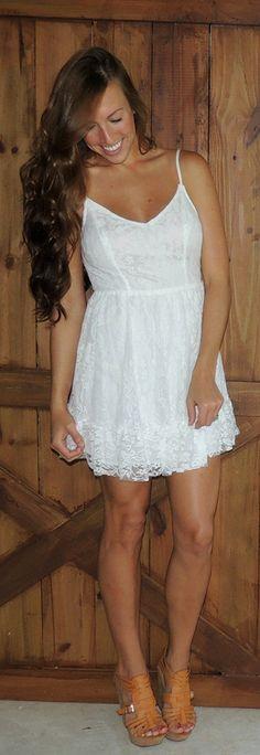 Lady Lace Dress #ShopMCE