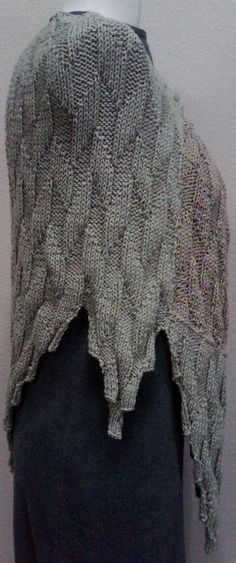 Knit Purl Poncho  https://www.etsy.com/listing/152868172/fabulous-knit-purl-poncho-in-taupe
