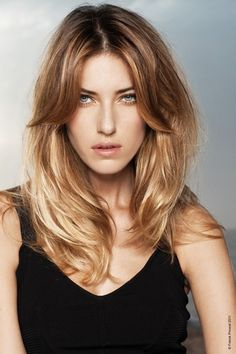 Hair styles 2012 hair colors, everyday hairstyles, long hairstyles, hair highlight, side bang, blond, beauti, long layered hair, color trends