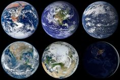 Check Out NASA's Most Popular Marble Images Of Earth