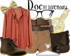 Disney Inspired Outfits. Doc style, white fashion, disney inspired, inspir outfit, doc, disneybound, disney bound, inspired outfits, inspired outfit snow white