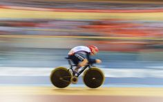 Laura Trott of Great Britain competes in the Women's Omnium Track Cycling 500m Time Trial on Day 11 of the London 2012 Olympic Games